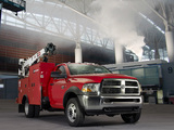 Pictures of Ram 4500 ST Chassis Cab 2010