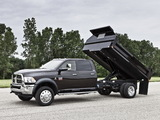 Ram 5500 Chassis Cab 2010 wallpapers