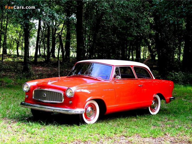 Rambler American 1959– images (640 x 480)