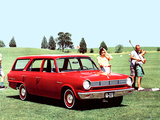 Rambler American Wagon 1965 wallpapers