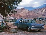 Rambler American Wagon 1966 images