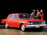 Rambler Classic 770 4-door Sedan 1963 images