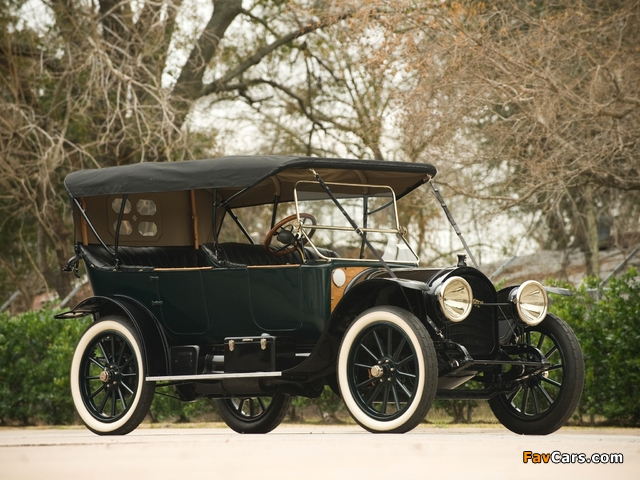 Images of Rambler Cross Country Touring 1913 (640 x 480)
