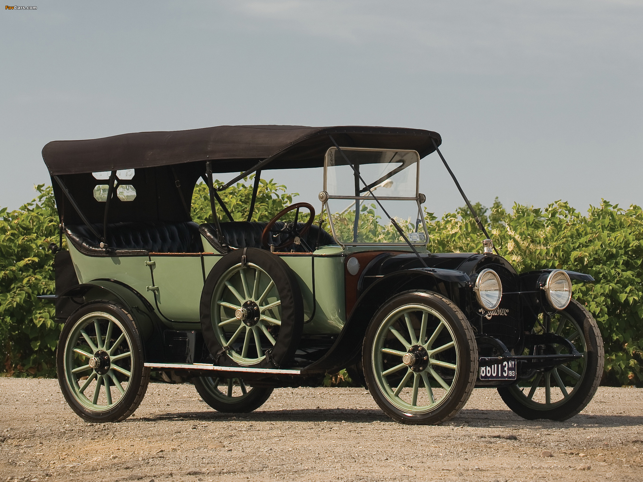 Rambler Cross Country Touring 1913 images (2048 x 1536)
