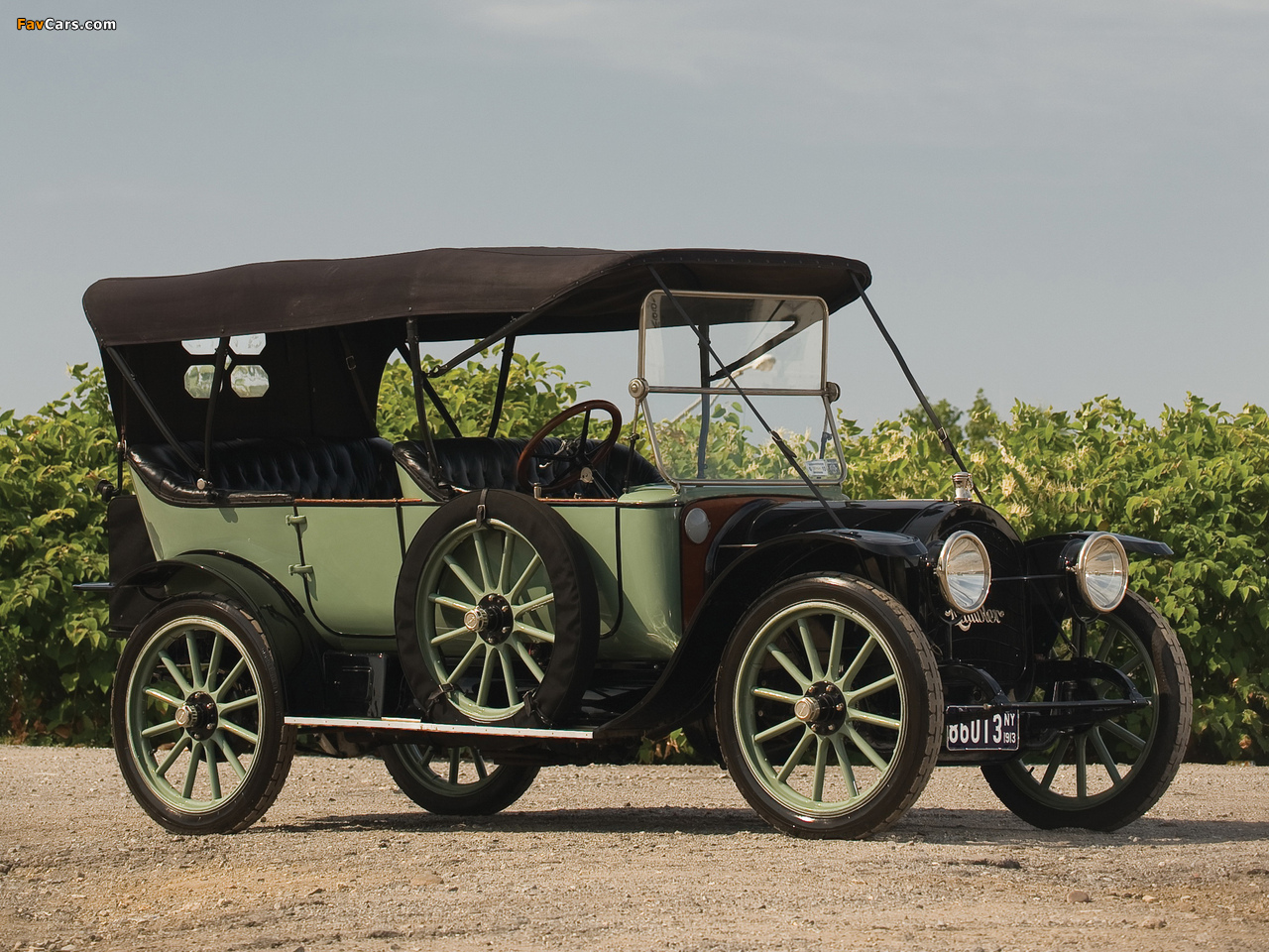 Rambler Cross Country Touring 1913 images (1280 x 960)