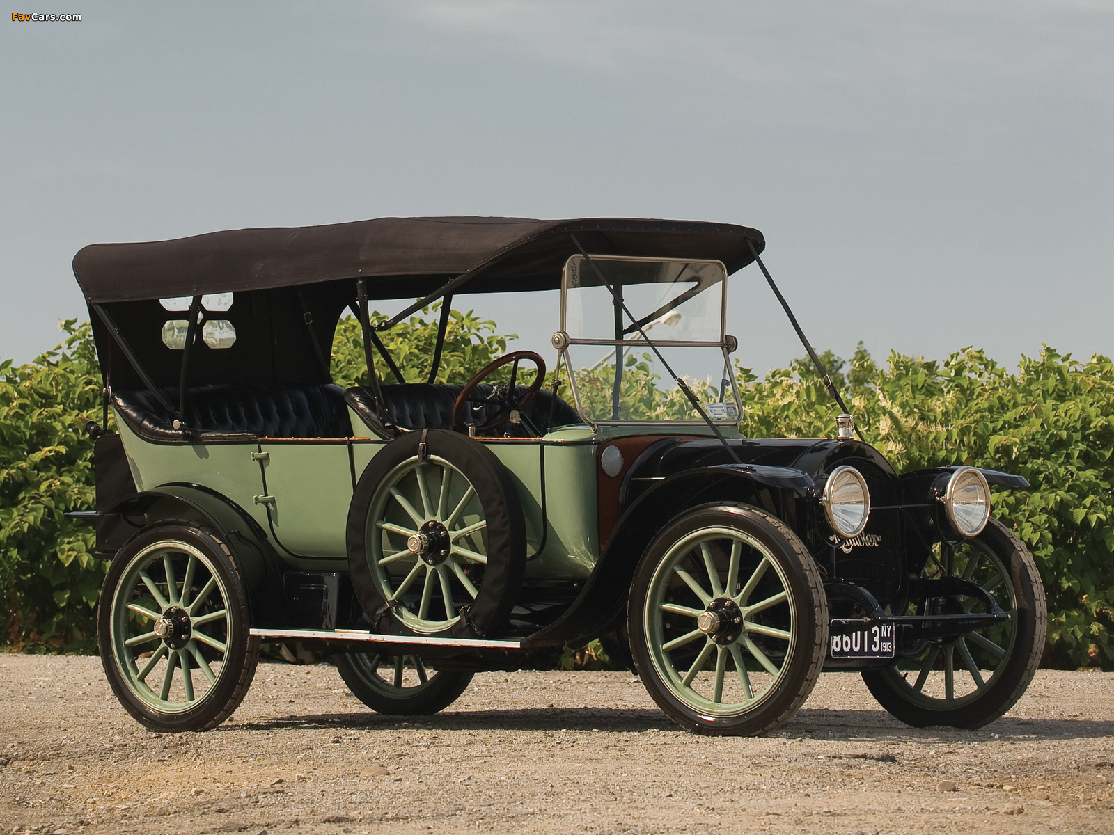 Rambler Cross Country Touring 1913 images (1600 x 1200)