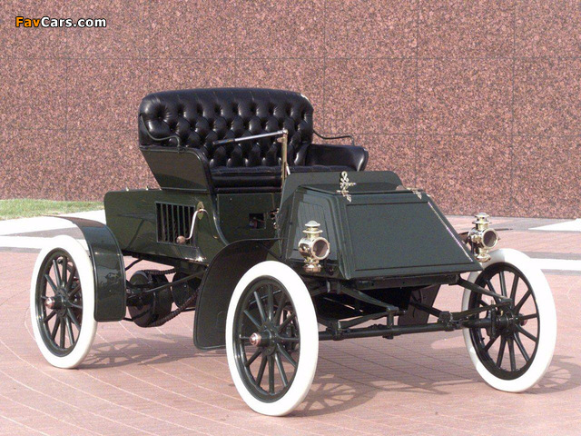 Rambler Model C 1902– photos (640 x 480)