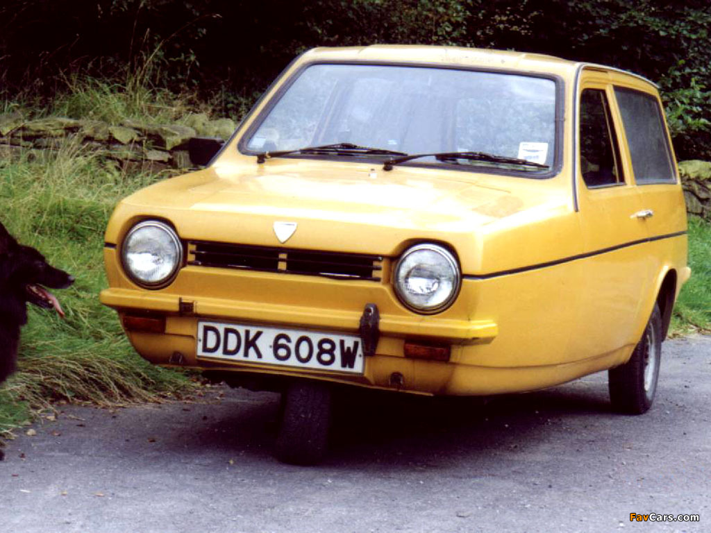 Images of Reliant Robin 1973–81 (1024 x 768)