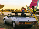 Reliant Scimitar SS1 1984–90 photos