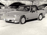Reliant Scimitar SS1 1984–90 pictures