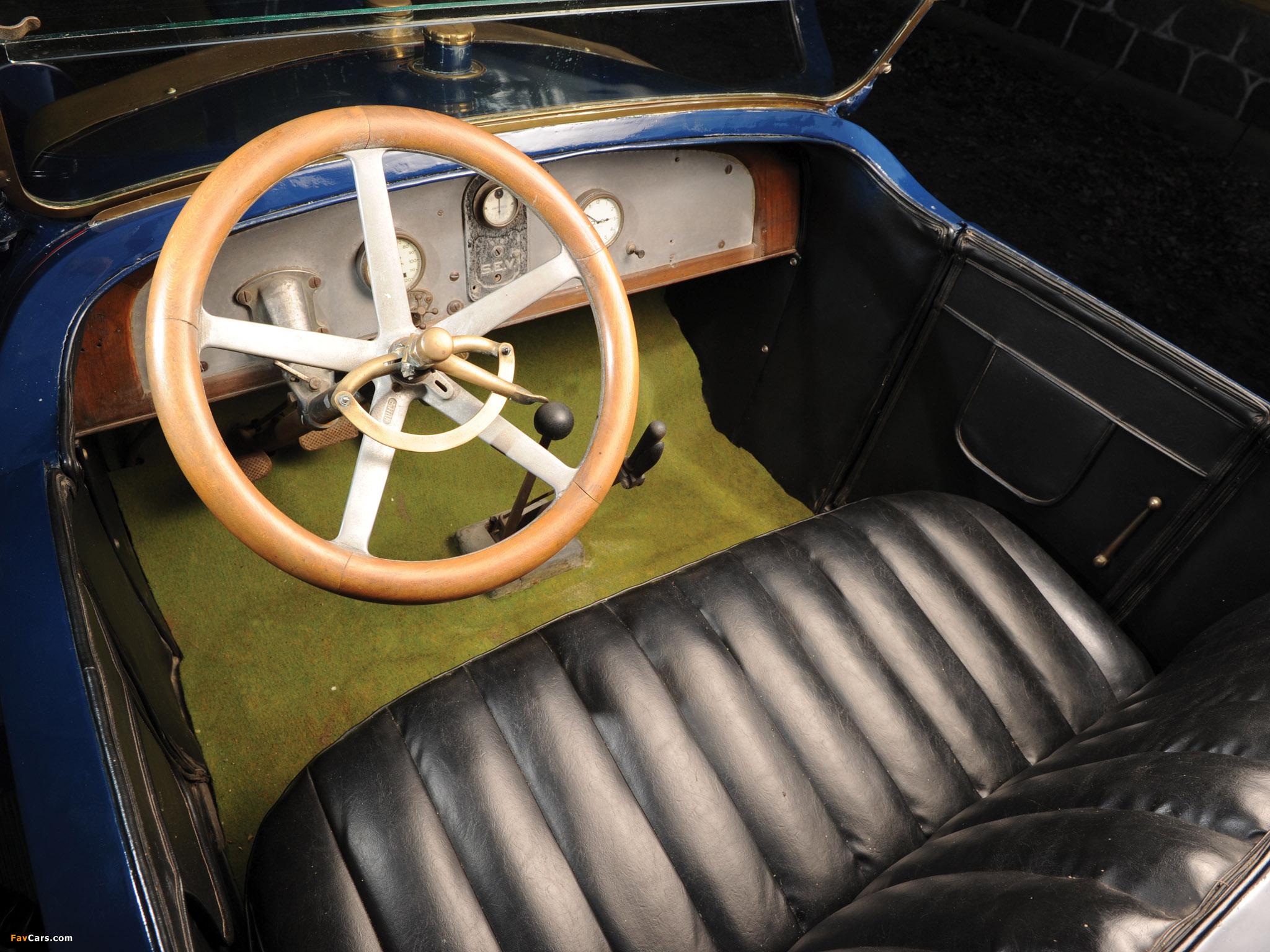 Images of Renault 10 CV Tourer 1915 (2048 x 1536)
