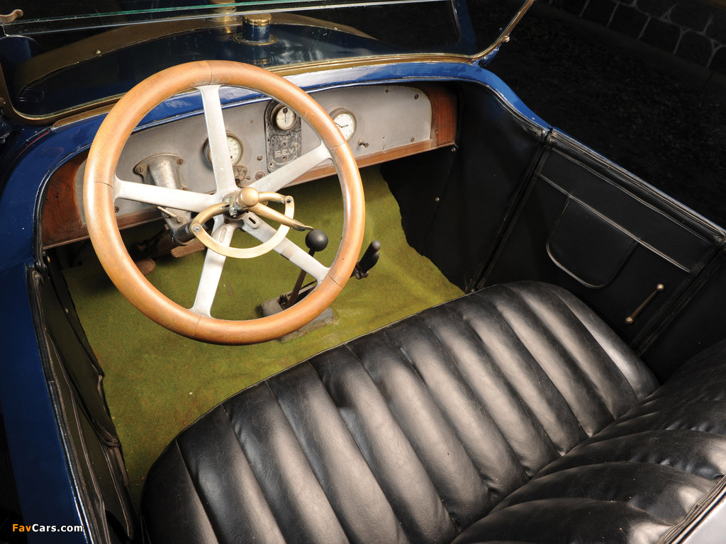 Images of Renault 10 CV Tourer 1915 (1024 x 768)