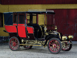 Renault 10 CV Limousine 1903 images