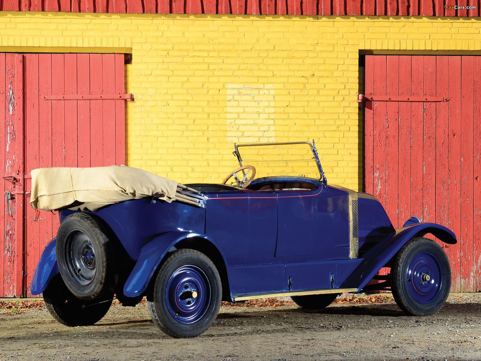 Renault 10 CV Tourer 1915 pictures (1600 x 1200)