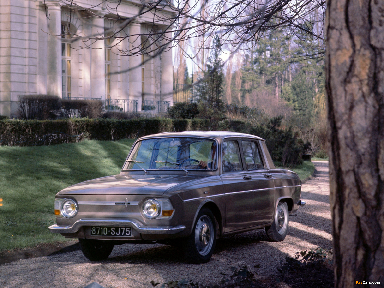 Images of Renault 10 1962–71 (1600 x 1200)