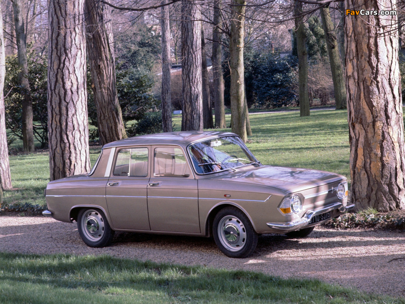 Pictures of Renault 10 1962–71 (800 x 600)