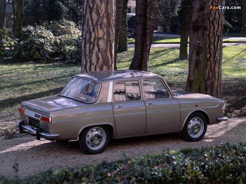 Renault 10 1962–71 wallpapers (800 x 600)
