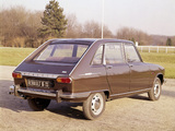 Pictures of Renault 16 TS 1968–71