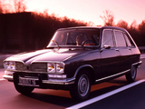 Renault 16 TX 1973–80 pictures