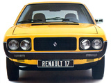 Images of Renault 17 TS 1976–80