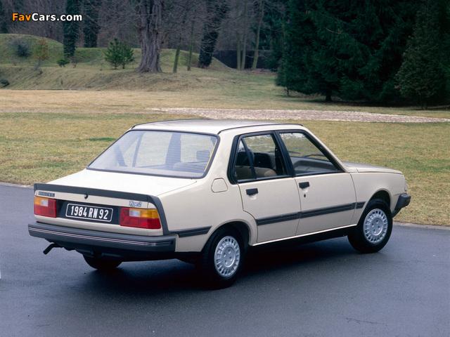Renault 18 TL 1982–86 photos (640 x 480)