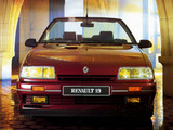 Renault 19 Cabrio 1990–92 wallpapers