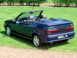 Renault 19 Cabrio 1992–96 wallpapers