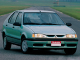 Renault 19 5-door AR-spec 1992–99 wallpapers