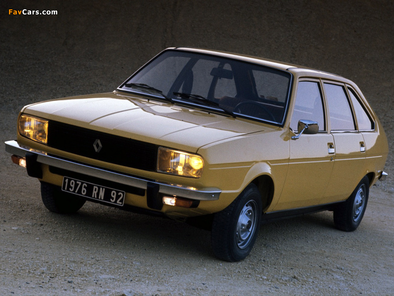 Renault 20 TL 1975–84 pictures (800 x 600)