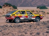 Renault 20 Turbo 4x4 Paris-Dakar 1982 pictures