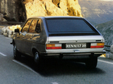 Renault 20 TX 1982–84 pictures