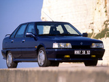 Images of Renault 21 Turbo Quadra 1989–93