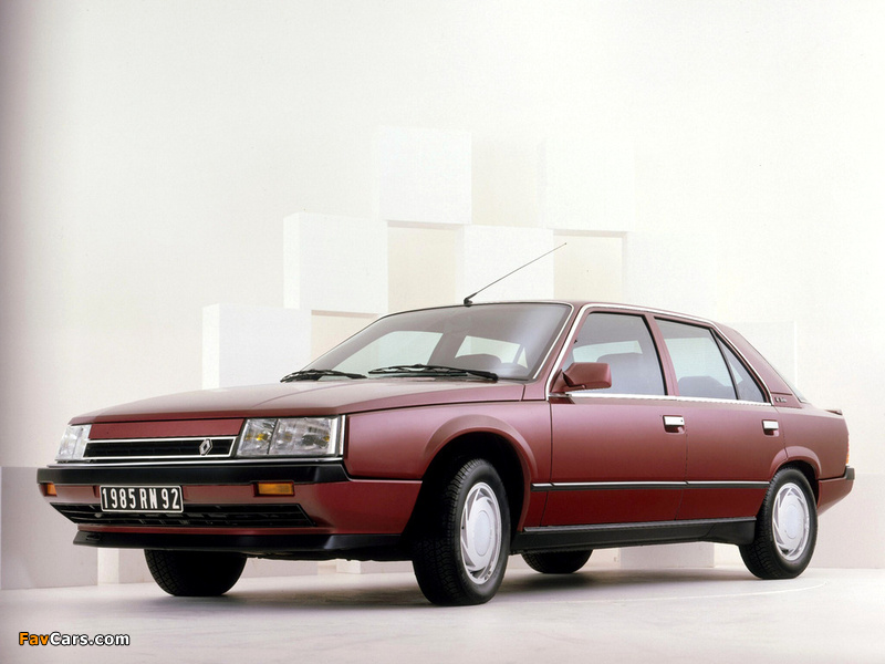 Renault 25 1983–88 wallpapers (800 x 600)