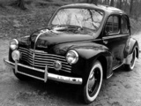 Photos of Renault 4 CV 1947–54