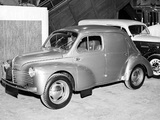 Renault 4 CV Commerciale 1947–52 pictures