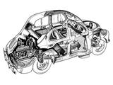 Renault 4 CV 1947–54 pictures