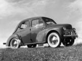 Renault 4 CV 1954–61 images