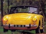 Renault 4 CV Cabriolet by Brissonneau & Lotz 1956–57 wallpapers