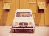 Images of Renault 4 Fourgonnette 1961–67