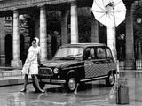 Images of Renault 4 La Parisienne 1963–67