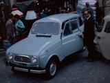 Photos of Renault 4 1961–67