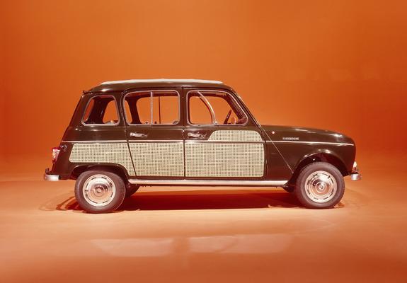 Photos Of Renault 4 La Parisienne 196367