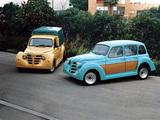 Photos of Iguana Kits Renault 4 Furgo & Berlina 1998