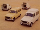 Photos of Renault 4