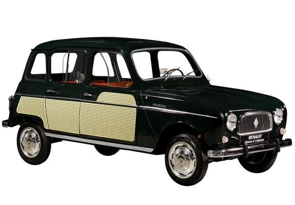 Pictures Of Renault 4 La Parisienne 196367