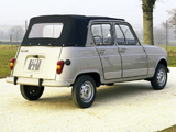 Pictures of Renault 4 Découvrable by Heuliez 1981