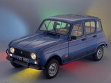 Pictures of Renault 4 Sixties 1985