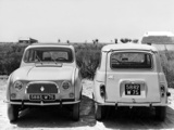 Renault 4 1961–67 images