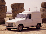 Renault 4 Fourgonnette 1961–67 wallpapers