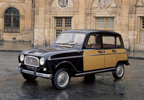 Renault 4 La Parisienne 196367 Images